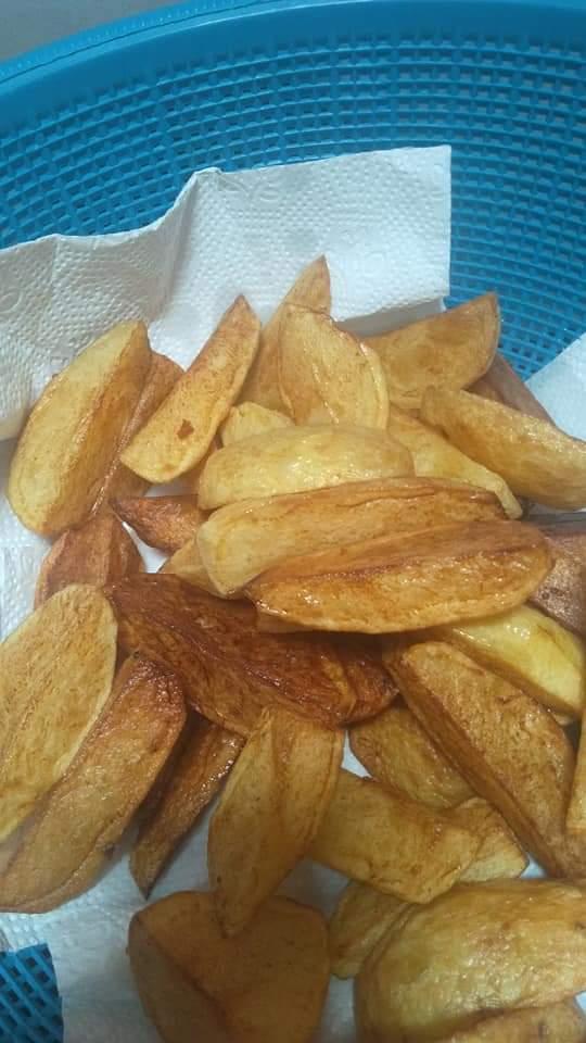 Resepi begedil kentang