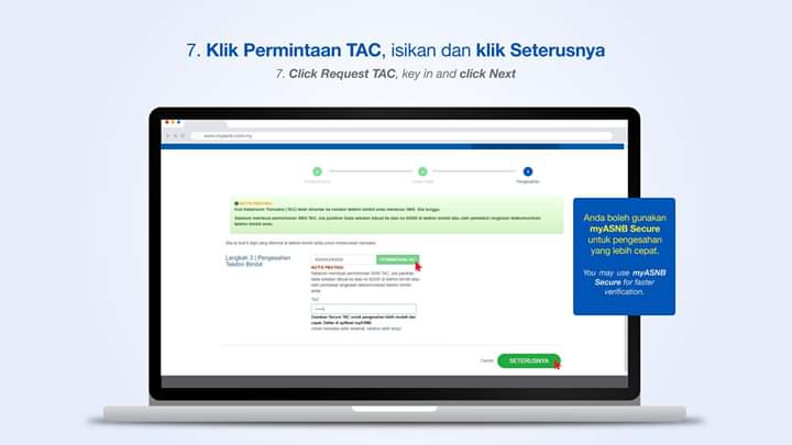 Cara Buat Pengeluaran Asb Online Senang Je Tak Payah Pergi Bank
