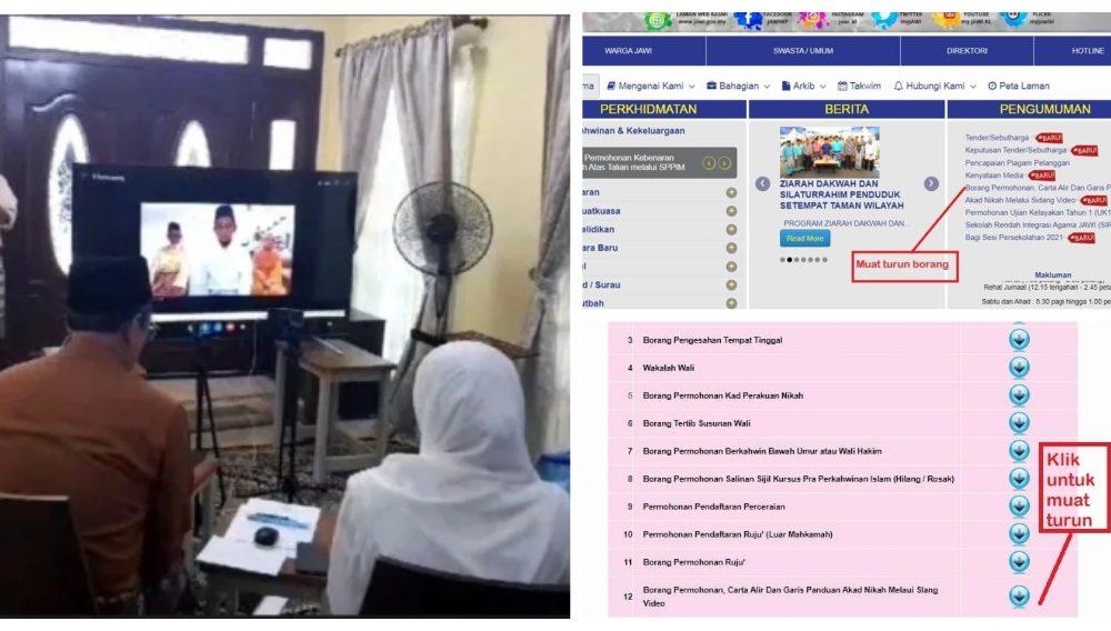5 Perkara Perlu Tahu Tentang Prosedur Nikah Online Di Malaysia
