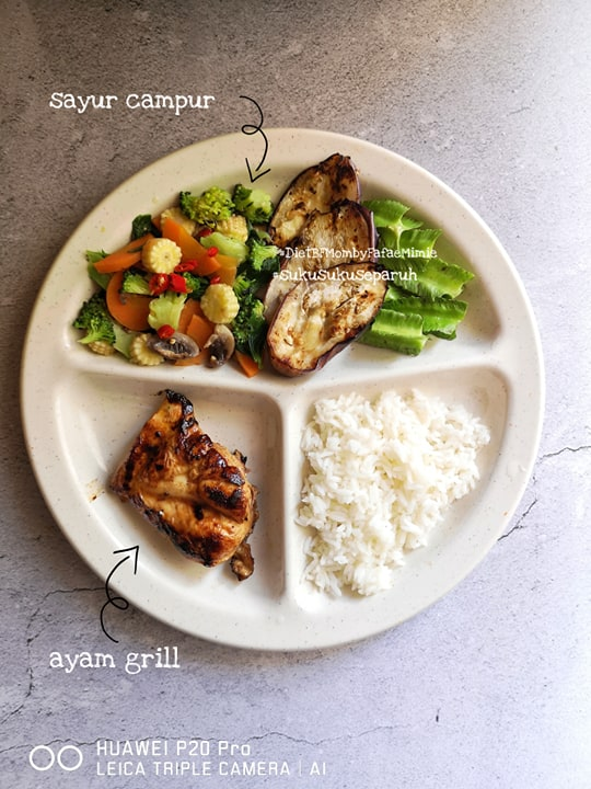 7 Resepi Perapan Ayam Untuk Stok Seminggu Tinggal Grill Je Senang Sihat