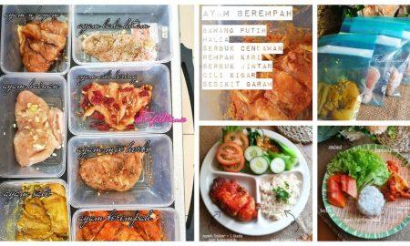 resepi perapan ayam