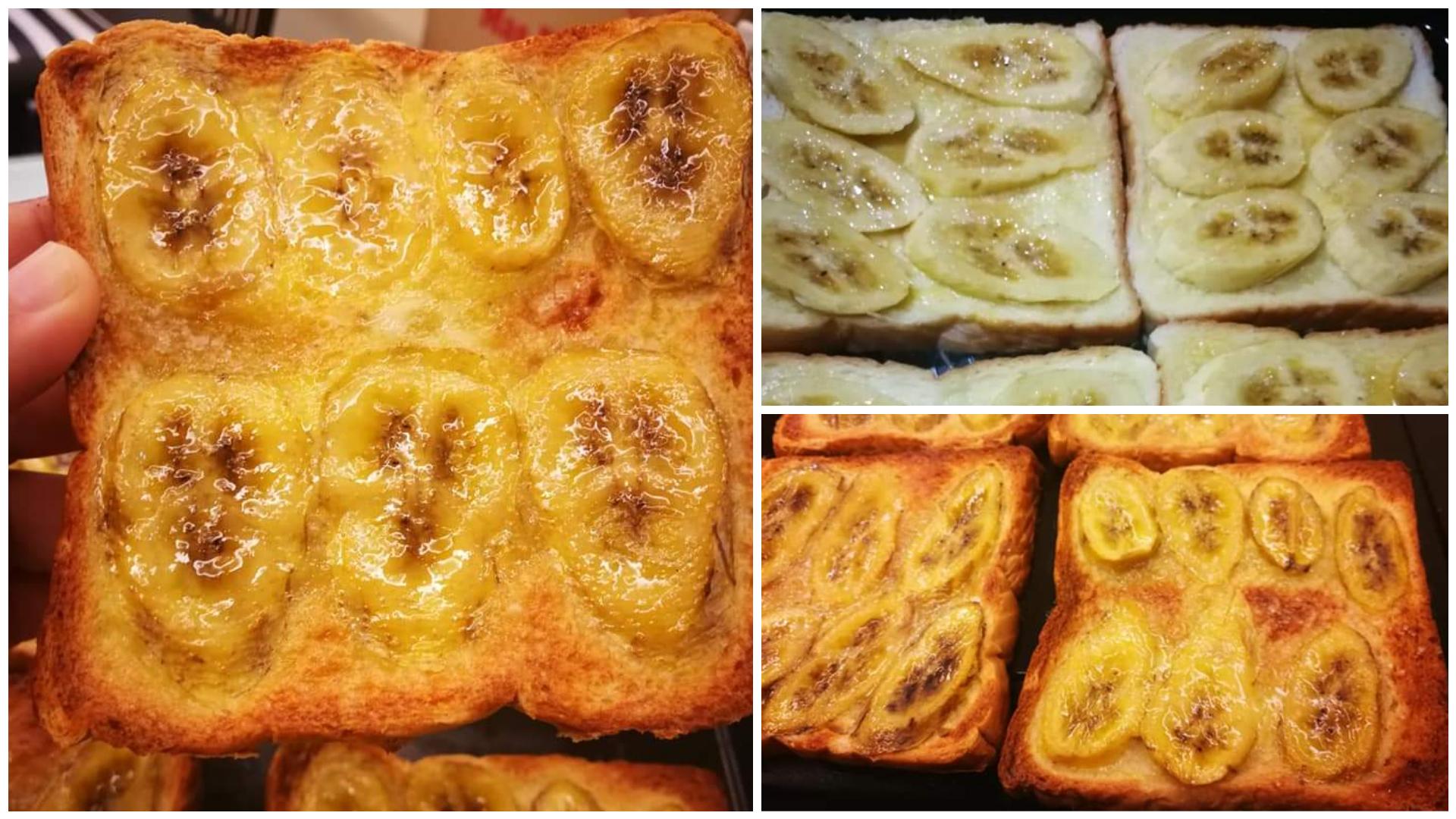 Resepi roti pisang