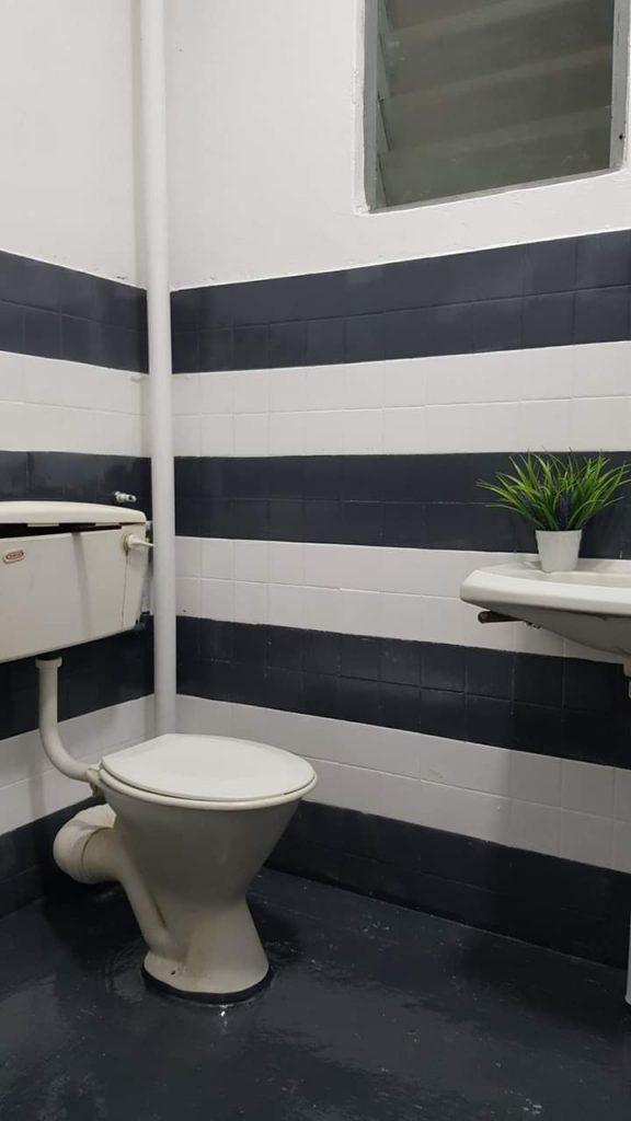 cara cantikkan tandas