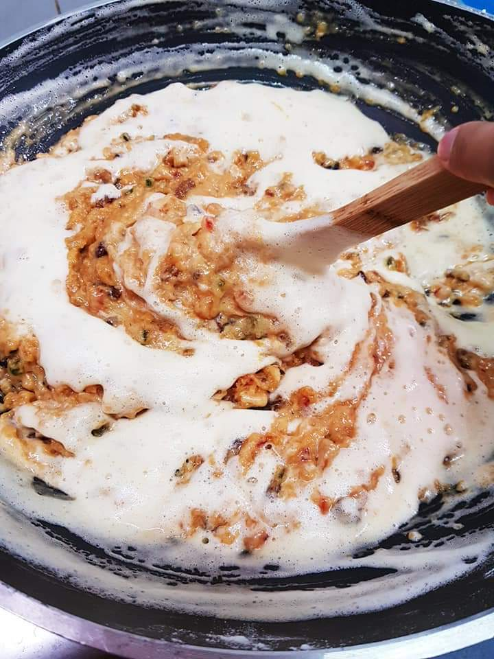 Resepi kek buah kukus