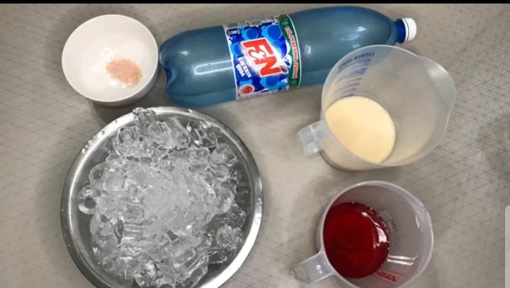 Resepi bandung soda