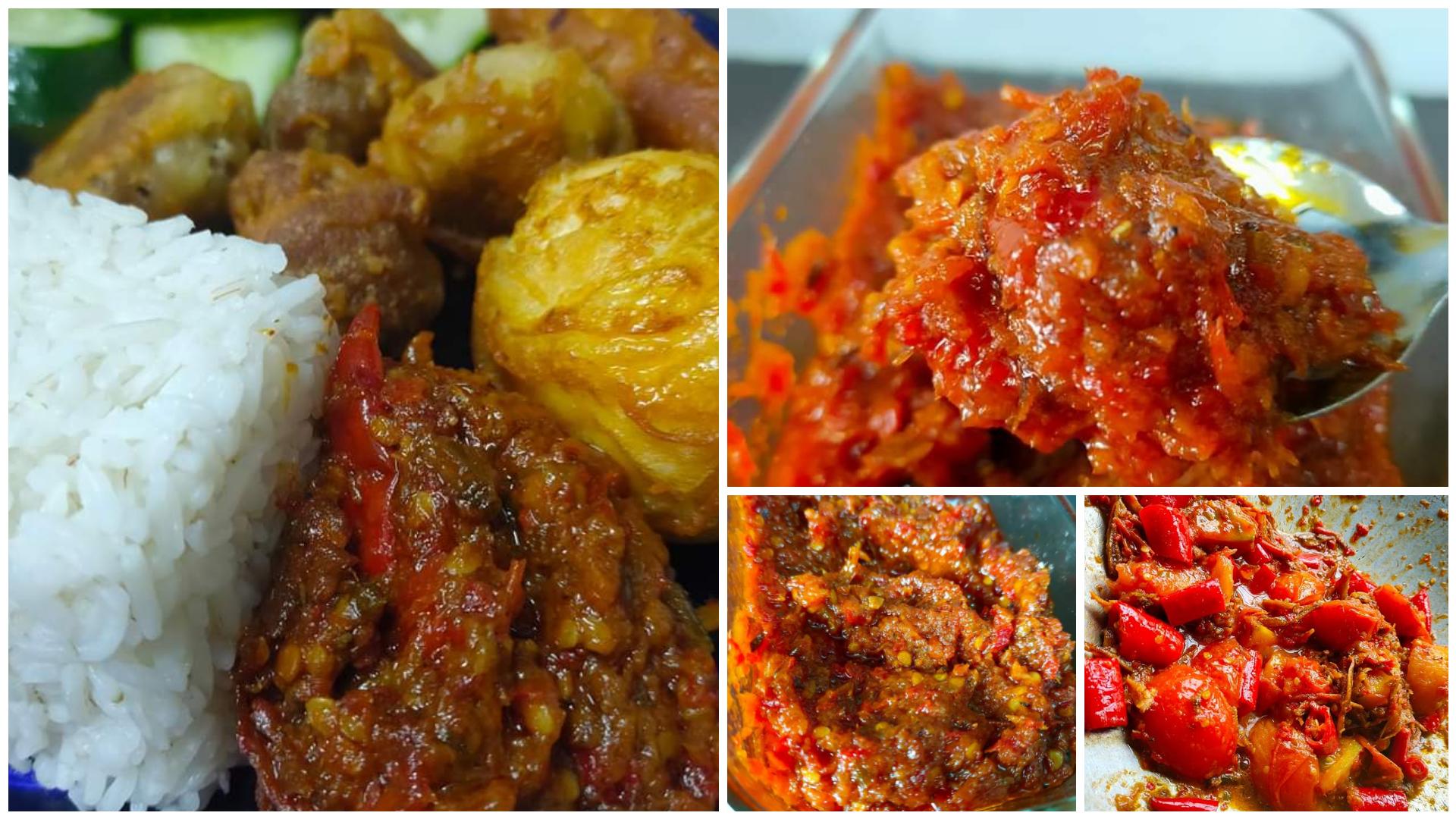 Resepi sambal ayam penyet