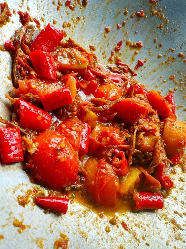 Resepi sambal penyet