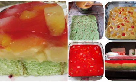Resepi puding trifle