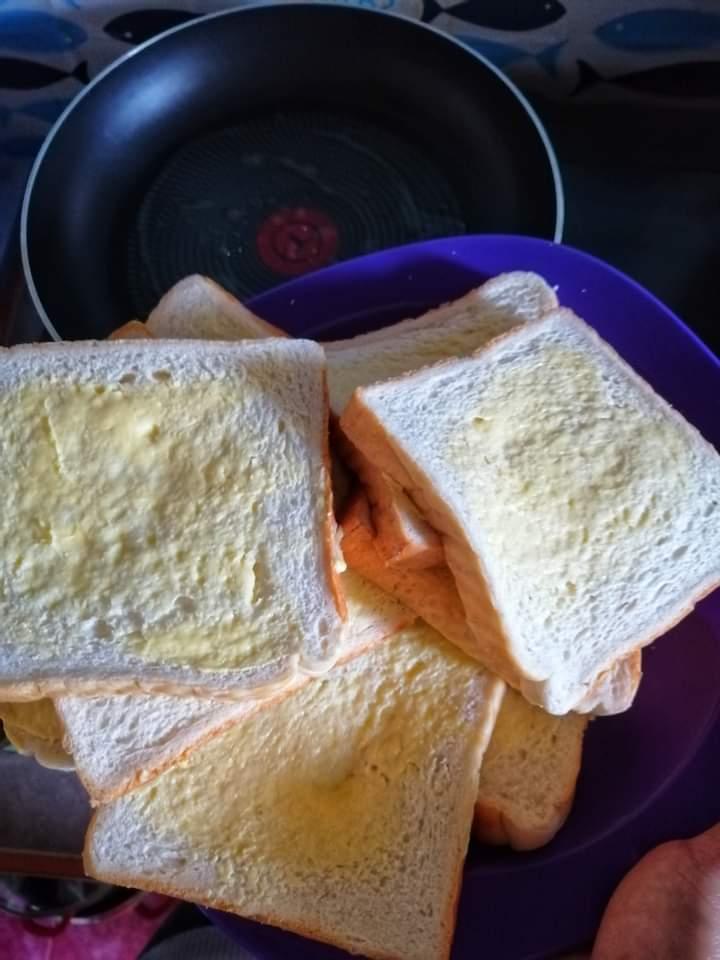 resepi roti john simple