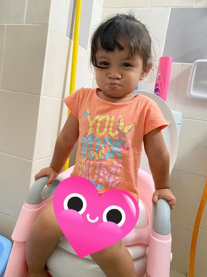 Tips potty train anak