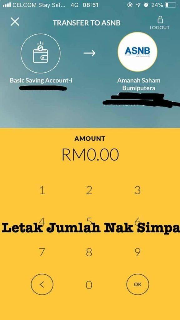 check asb maybank online