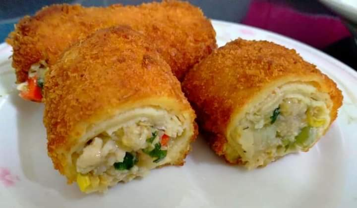 Resepi risoles ayam