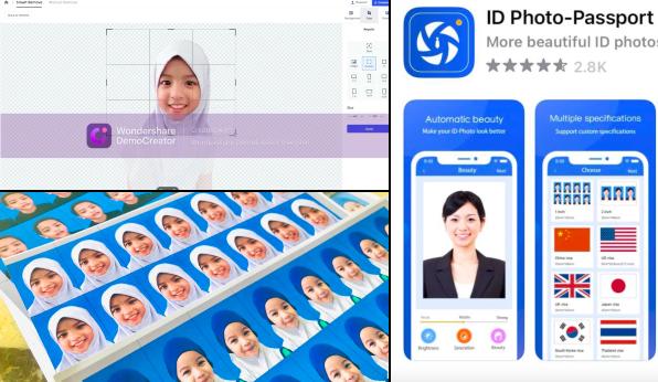 Cara DIY Print Gambar Passport Untuk Kegunaan Sekolah Anak ...