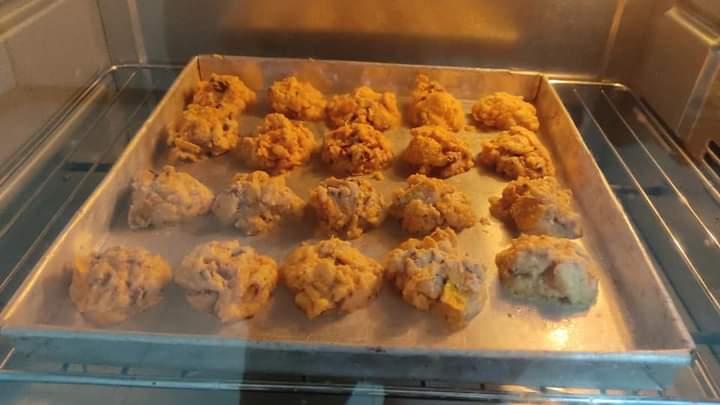 Resepi biskut cornflakes coklat cip