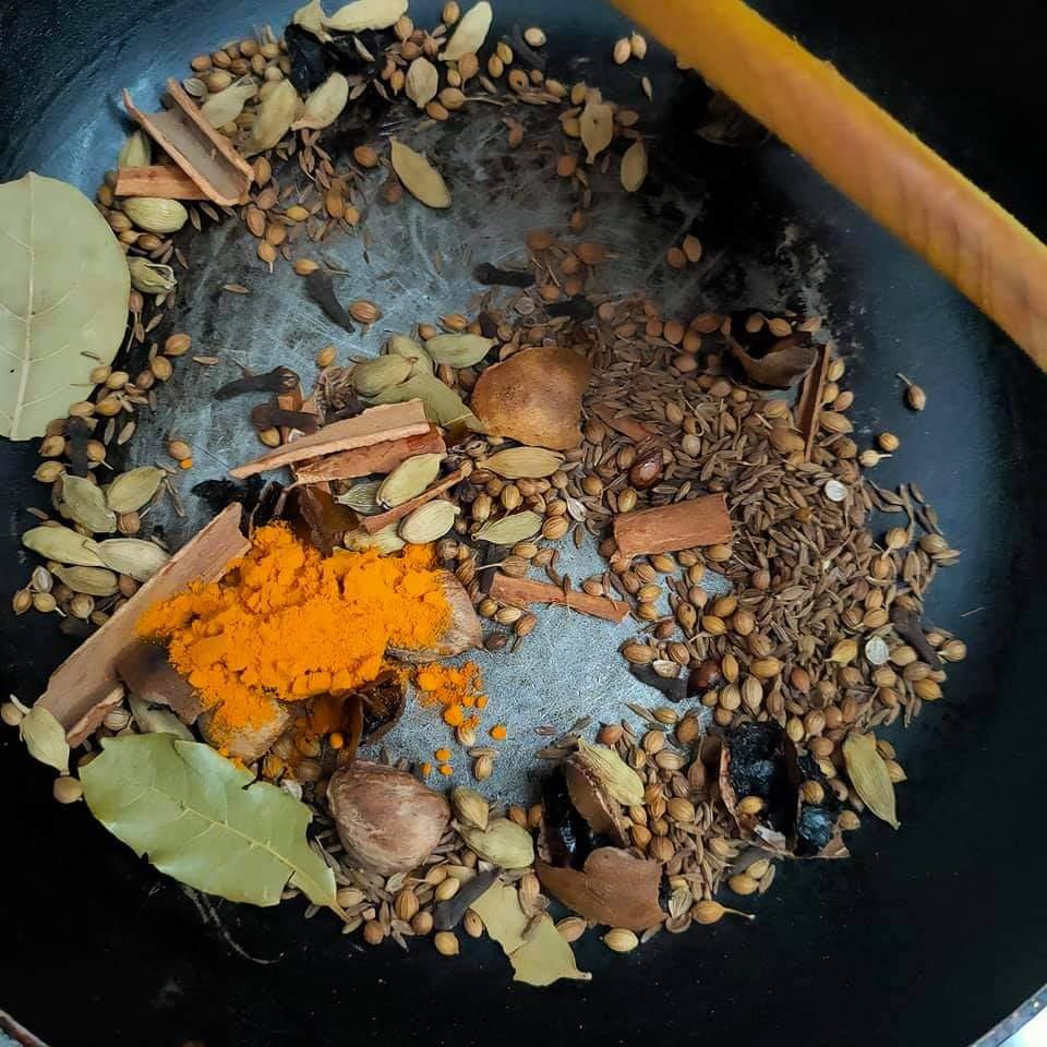resepi nasi mandy