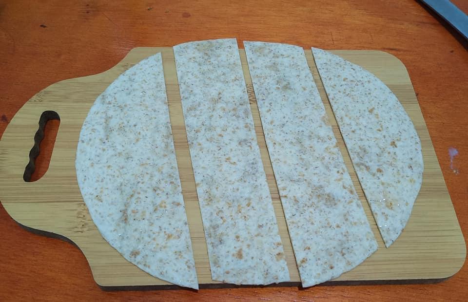 resepi tortilla wrap