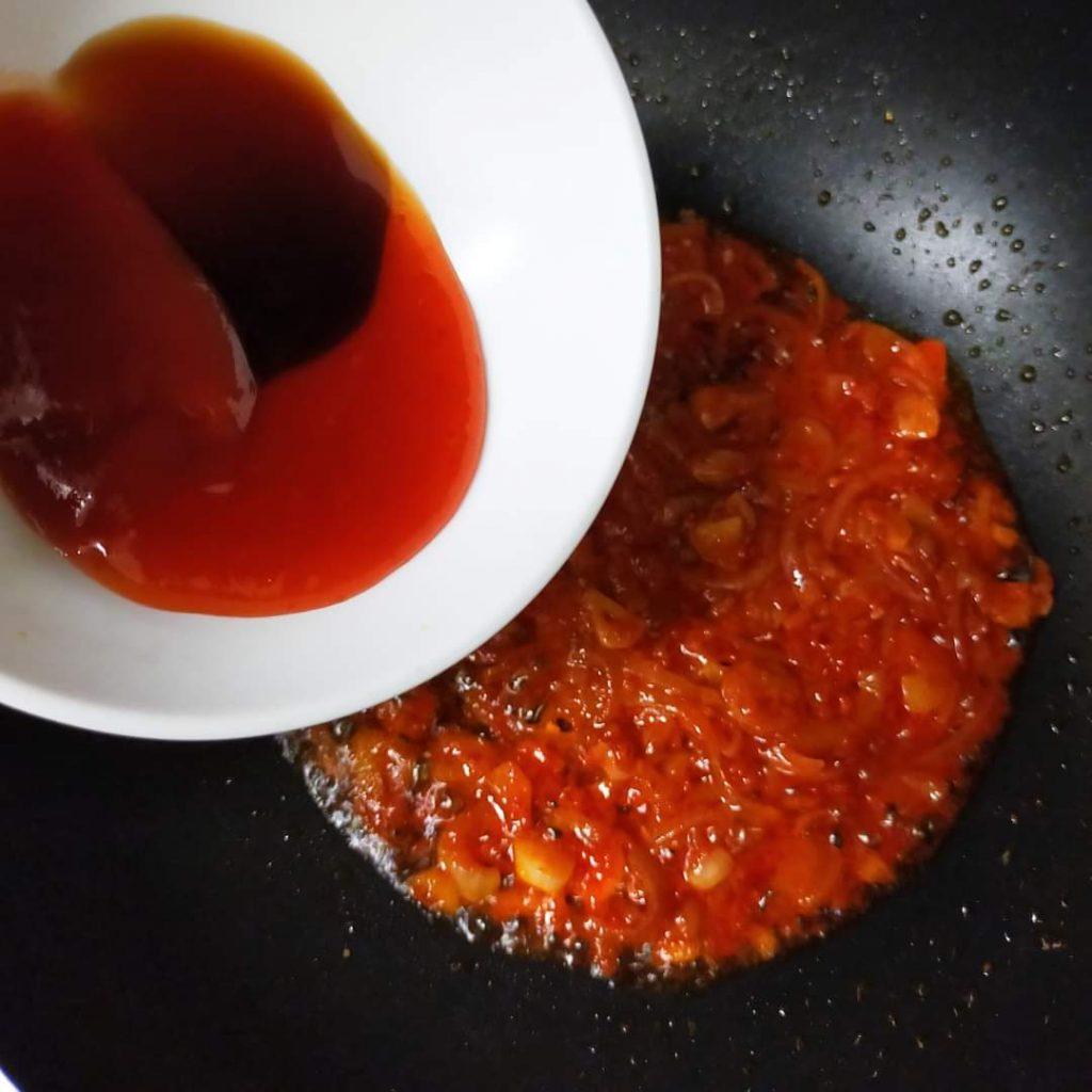 resepi sambal telur