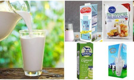 susu skim untuk diet malaysia