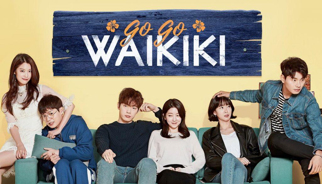 K-drama komedi