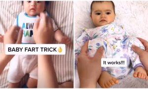 senaman kayuh basikal bayi