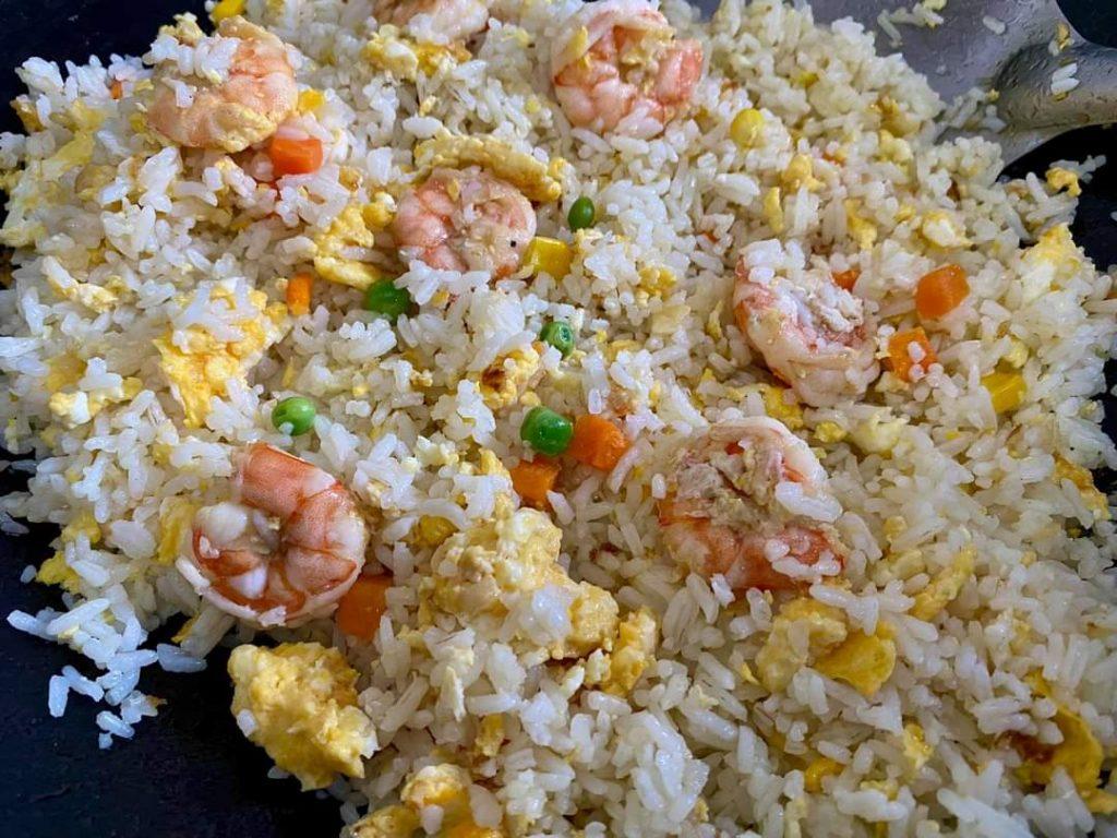 Resepi nasi goreng cina simple sedap