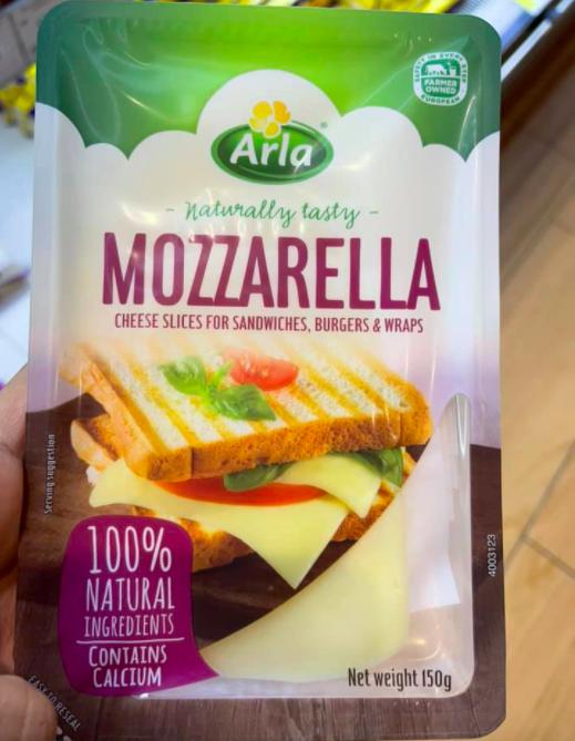 cara pilih slice cheese
