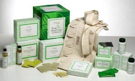 Set bersalin Amway Tropical Herbs