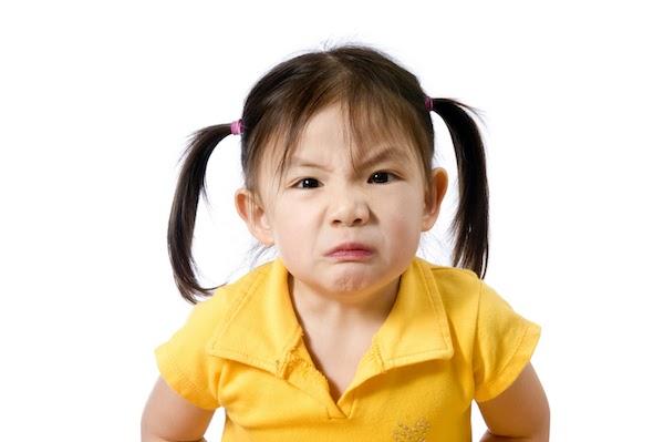 Kecil-kecil, anak tidak pandai kawal emosi diri