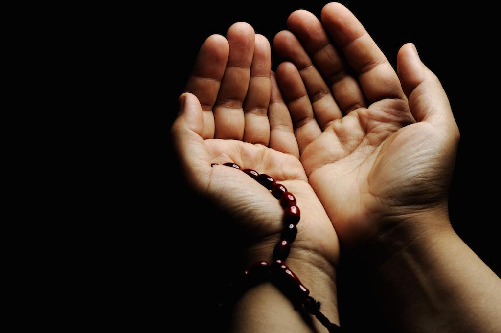 Doa RumahTangga Bahagia. Suami, Isteri, Anak - Semua Aman & Sejahtera!