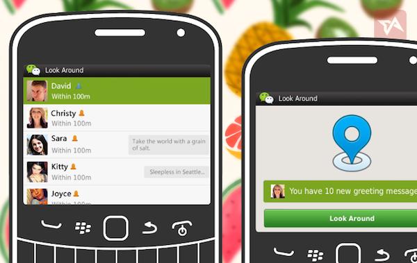 'Mobile App' WeChat yang sangat berbahaya