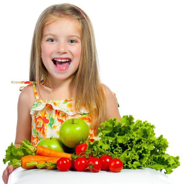 Campurkan buah bersama sayur