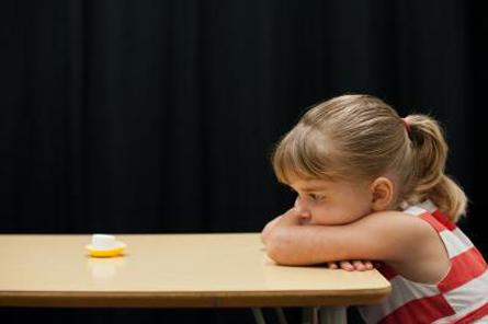 Ajar anak erti bersabar