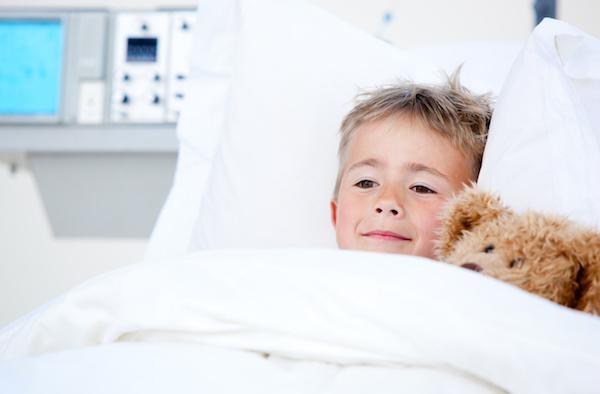 Pastikan anak selesa dengan tempat tidur
