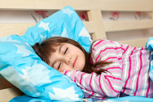 Pastikan anak tidur lena