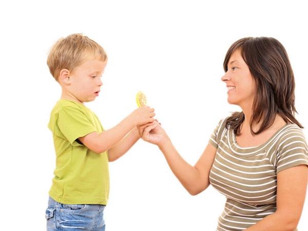 Hindarkan menghukum anak yang tidak mahu makan sayur