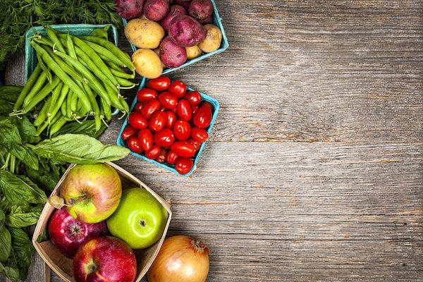 Jauhi makanan rapu, makan makanan yang berkhasiat dan seimbang