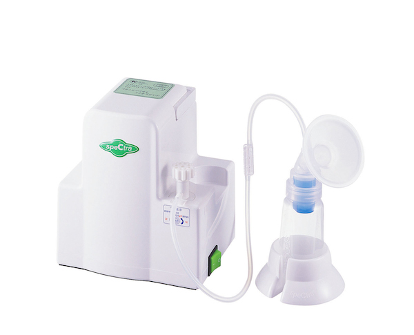 Spectra 3 Breast Pump, mudah cari 'spare-part'