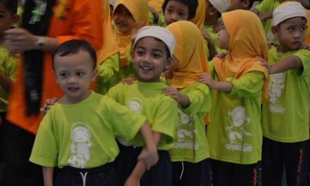 Seminar Keibubapaan 2014, Anjuran Little Caliphs - Mendidik Anak Menurut Islam