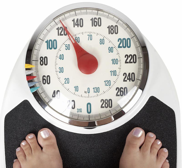 Pantau berat badan selalu