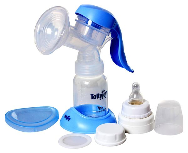 Tollyjoy Manual Breast Pump (Single)