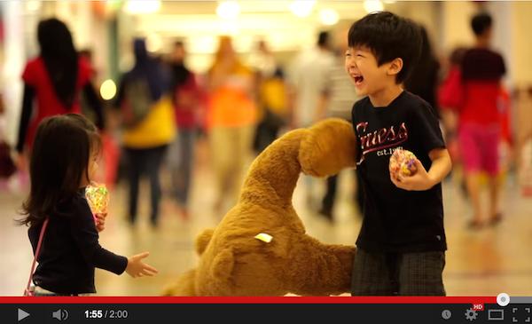 Apa Yang Kanak-kanak Boleh Beli Dengan 50 Sen?