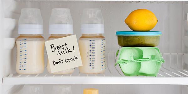 Panduan & Cara Simpan Susu Perahan Ibu. Mudahnya!