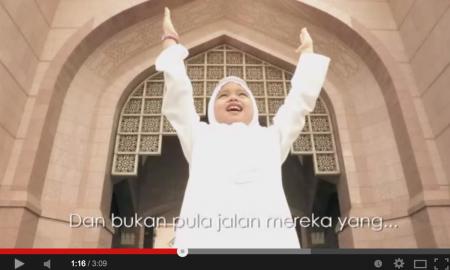 Susah Tak Nak Hafal Makna Surah Al-Fatihah? Tonton Video Ini 3 Kali, Pasti Boleh!