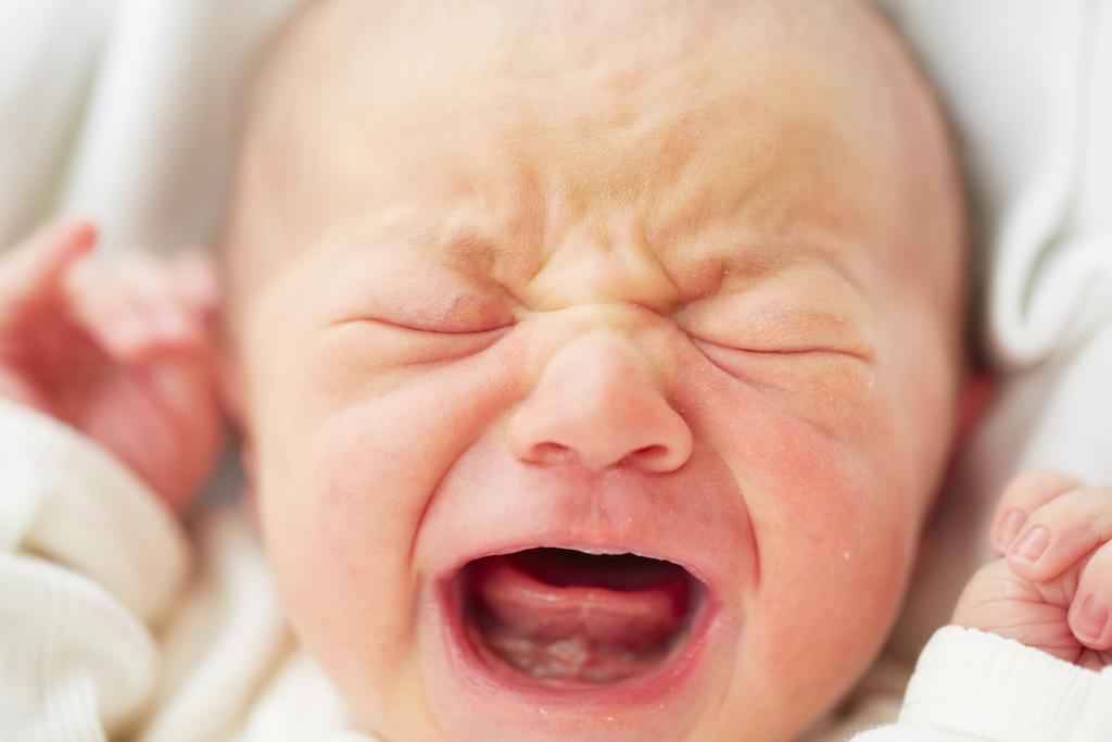 Kenapa Bayi Menangis