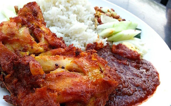 Nasi Lemak Popular di Kuala Lumpur – Village Park