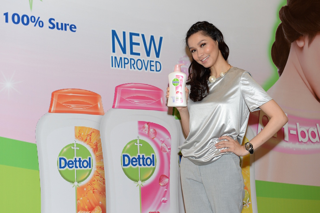 Dettol pH-Balanced Body Wash Yang Diperbaharui