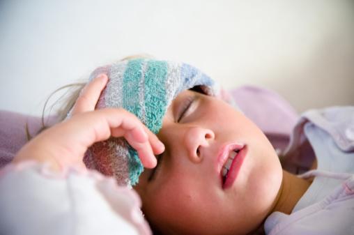 Petua anak demam