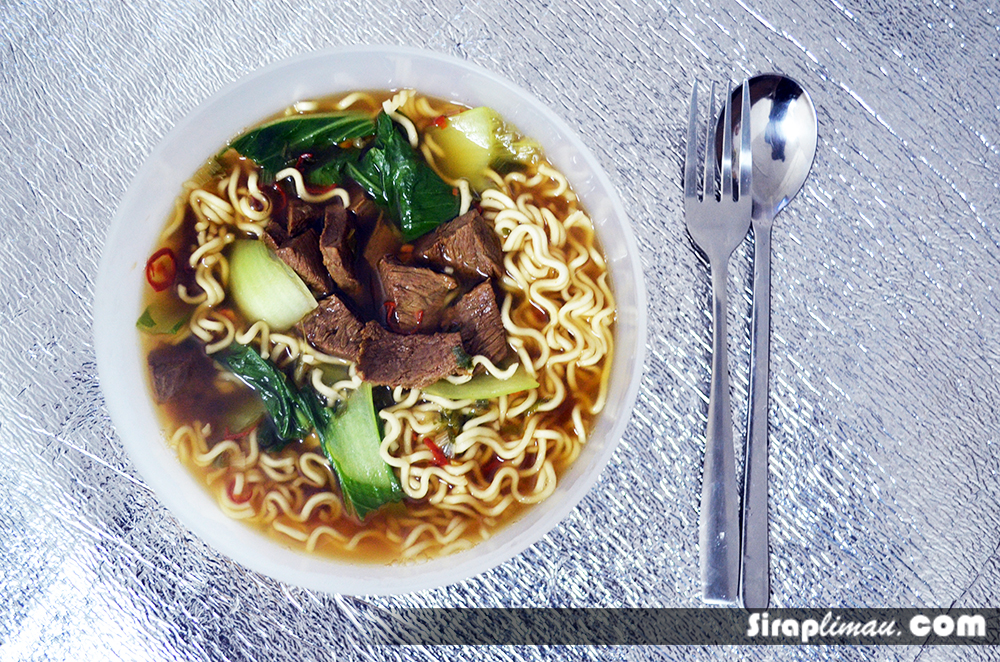 Maggi Royale Korean Spicy Beef di pasaran 3