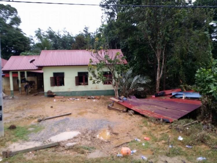 Misi Bantuan Banjir 2014 2