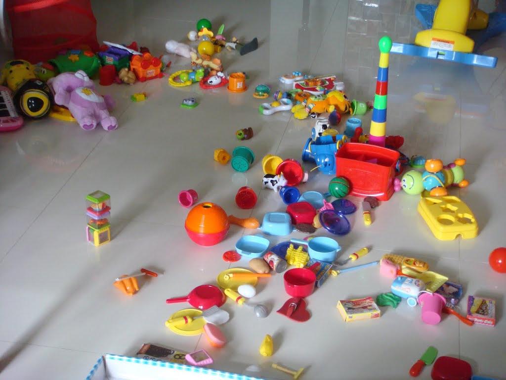 7 Cara Kemas Mainan Anak, Guna Teknik Psikologi!